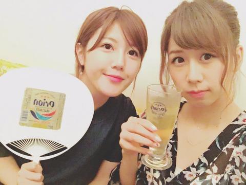 【AKB48】大家志津香と有森架純の姉はどっちがかわいいのか?