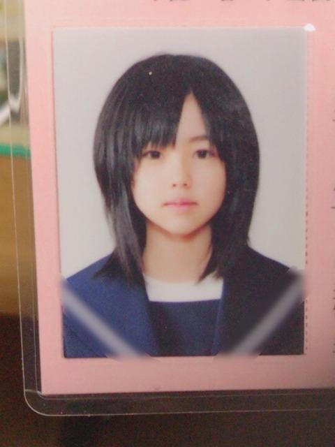 【SKE48】佐藤佳穂、中学1年生時の写真が流出