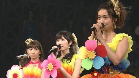 大島優子の衝撃の卒業発表からもう1年も経つのか・・・