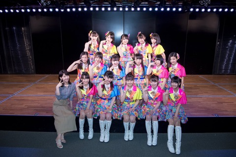 【AKB48】柏木由紀プロデュース「アイドル修業中」公演のセトリ凄く良くない?