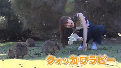 【朗報】大人気アイドルなぎちゃんが海外ロケ【NMB48・渋谷凪咲】