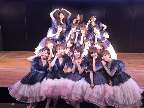 【朗報】サムネイル公演がAKB48史上最も神公演に!!!