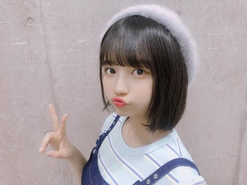 【画像】AKB48矢作萌夏cのファン層がこちらwwwwww