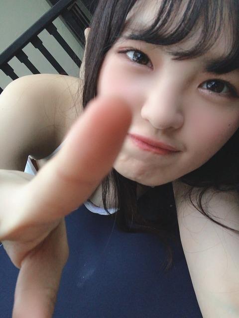 【朗報】NMB48新澤菜央ちゃん、グラビアで乳首公開www