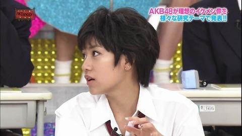 【AKB48G】男装したら1番カッコいいメンバーは?