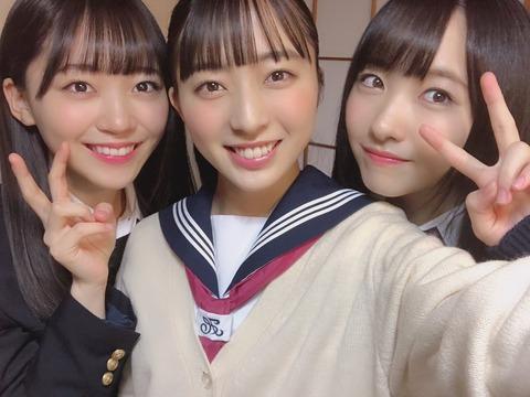 【STU48】この3人のうち1人だけ選ぶとしたら誰を選ぶ?