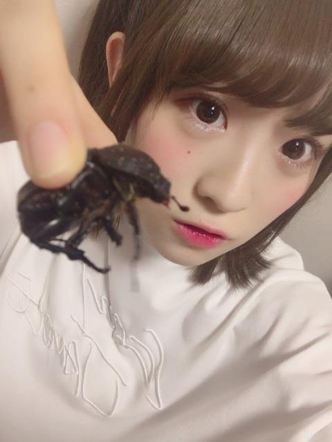 【NMB48】武井紗良(大阪人)が人生2度目の串カツを食べる