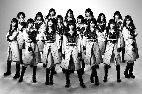 【朗報】NMB48「欲望者」の売り上げが30万枚突破!SKEから逃げ切れるか?
