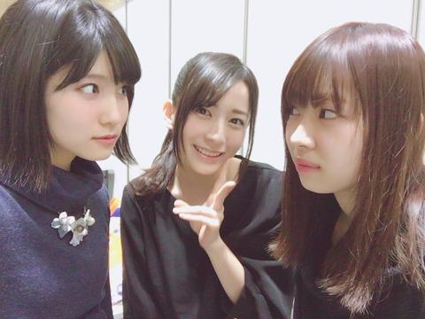 【AKB48】谷口めぐ「ゆかるんと同じ部屋だったけど内緒でホテルのテレビで自分に投票した」