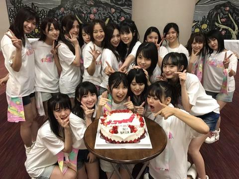 【AKB48G】今ってチーム8最もアイドルになりやすいところで間違いないでしょうか