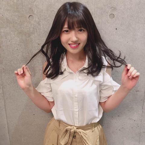 【AKB48】エクステつけた村山彩希ちゃんが女神ってると話題に!【ゆいりー】
