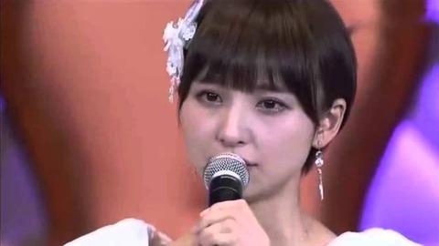篠田麻里子「潰すつもりで来てください」