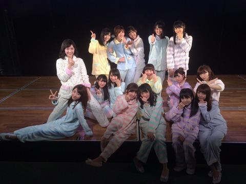 【AKB48】どうするんだチームB!兼任いれても15名で組閣まったなし!!!