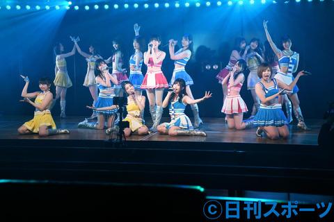 【AKB48G】劇場公演ていつ頃から再開可能ですか?