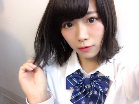 【SKE48】山内鈴蘭の総選挙公約「ランクアップできたらファンの方にお手紙書きたい。ちゃんと一人ずつ。」