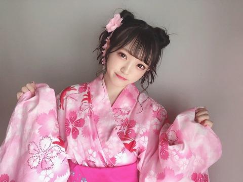 【画像】NMB48が隠していた離れ目美少女に離れ目マニア騒然www【小林莉奈】