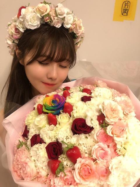 【SKE48】谷真理佳、1stDVD発売決定!生誕祭にて発表