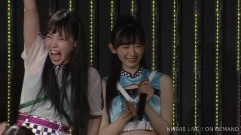 【NMB48】研究生昇格で研究生よりも号泣する石塚朱莉www