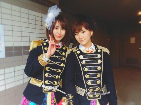 【AKB48】岡田奈々さん、ついに支店メンバーにも食指が動く