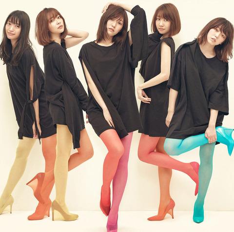 【AKB48】50th「11月のアンクレット」3日目売上は9,650枚