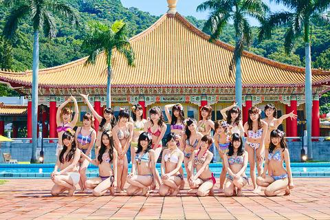 【画像】NMB48でおっぱい大きいメンバー教えてください。