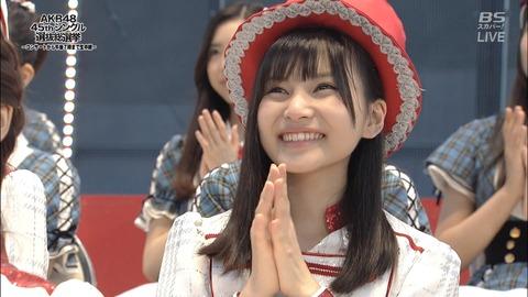 【AKB48総選挙】せいちゃんは今年も圏外だったけど立派だったな【福岡聖菜】