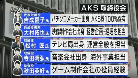 【AKB48G】これ以上卒業生を増やさないためにAKSが今できることについて語ろう!