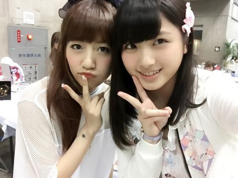 【AKB48】我が軍の宝、大和田南那に手本となる先輩がチームAにいない件