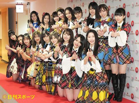 【AKB48G】ここだけ2019年12月31日のスレ