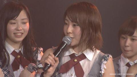 【NMB48】チームM新キャプテンは藤江れいな