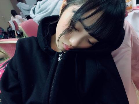 【AKB48】寝てるみーおんが目の前にいたらどうする?【向井地美音】