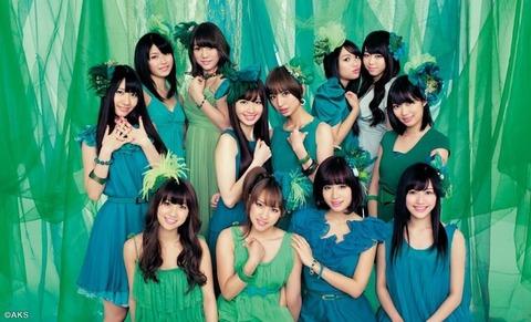 【AKB48】篠田麻里子、小嶋陽菜みたいな長身美人のメンバーはもう現れないのかな?