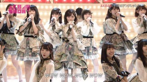【AKB48】本店単独センターを複数回経験したメンバー少なすぎ