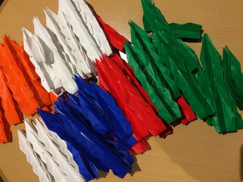 【SKE48】松井珠理奈ファン「松井珠理奈さんを待ってくれる方、支えてくれる方、応援している方。千羽鶴を送ろうと考えています」