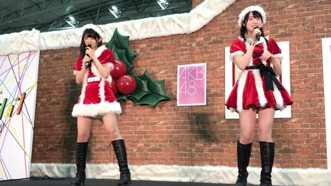 【AKB48G】メンバーの脚はちょっと太めがイイ