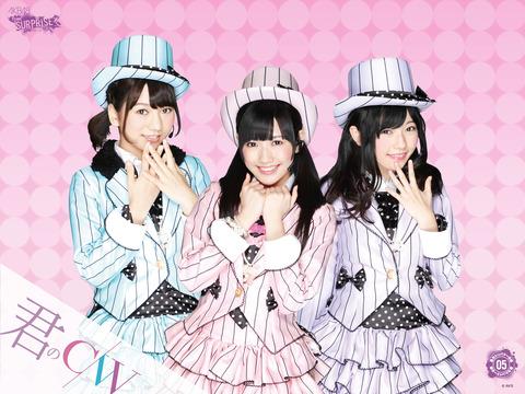 【AKB48】チームサプライズで好きな曲を挙げるスレ