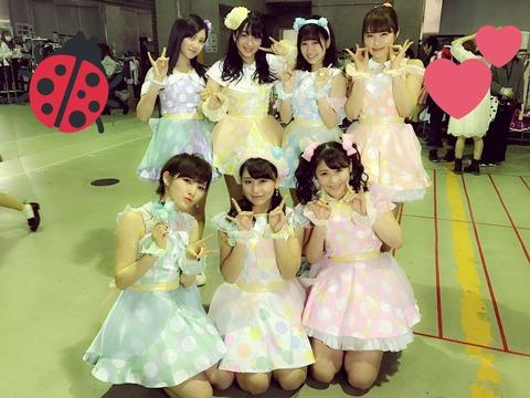 【AKB48】岡田奈々ちゃんは何故てんとうむちゅ時代に綾巴ちゃんや美桜ちゃんを落とさなかったのか?