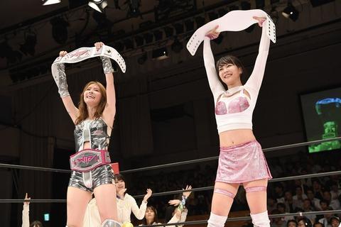 【NMB48】白間美瑠「プロレス本当怖い怖いヤダー」