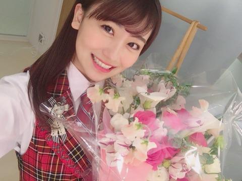 【AKB48】小嶋真子が防災ポスターモデルに抜擢「忘れてない?サイフにスマホに火の確認」