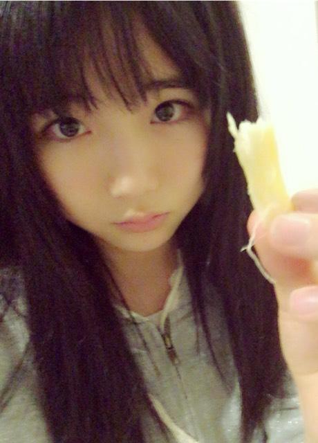 【HKT48】秋吉ちゃん「ちょっと、間接キッス、してみ」【秋吉優花】