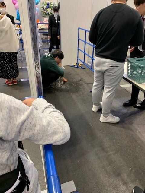 【朗報】乃木坂46の握手会で監視カメラ設置へ!