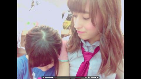 【朗報】 平田梨奈がなーにゃの寝顔動画を公開!!!【AKB48・大和田南那】