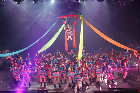 HKT48夏のホールツアー2016「HKTがAKB48グループを離脱?国民投票コンサート」開催決定
