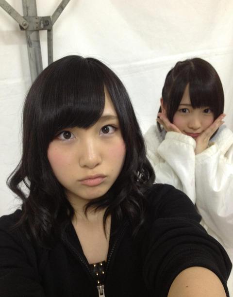 【AKB48G】黒髪ショートで彫りの浅い顔←高確率で可愛い