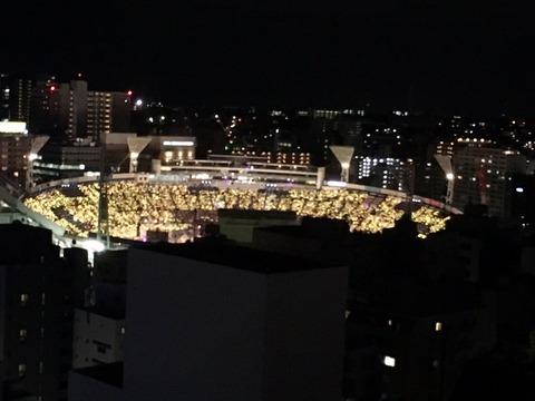 祭りのあとの静けさ…なんかAKB48が終わったって感じだな…