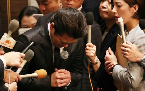 【悲報】明石家さんま、山口メンバーを擁護「これからがんばって復帰して。ええヤツやからね」