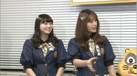 SKE48のゼブラエンジェルが終わってNMB48に引き継がれるらしい