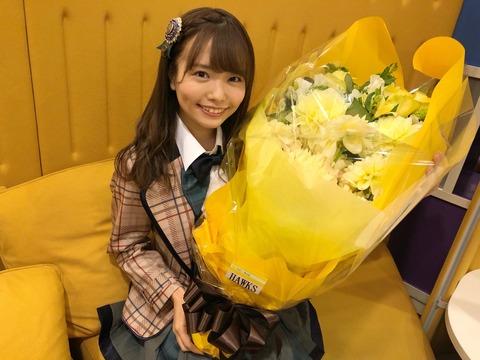 【朗報】HKT48がついにソフトバンクの仕事をゲット!!!【渕上舞・村川緋杏】