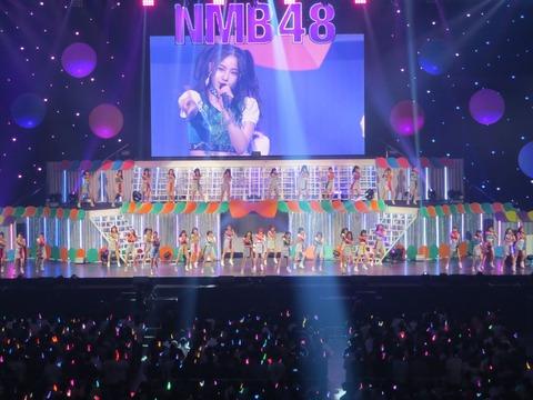 【NMB48】10周年コンサートで起きそうなこと