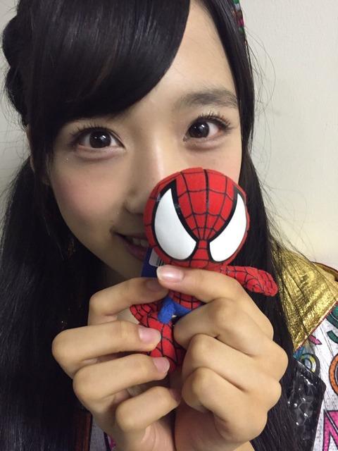 【AKB48】小栗有以と久保怜音はもう少し眉毛を整えた方がいいと思う